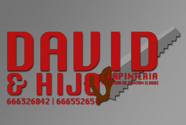 Carpintería David & Hijo