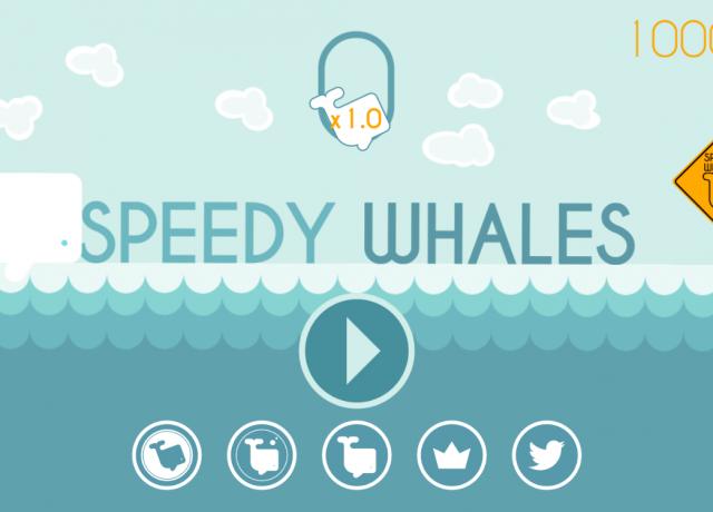 Speedy Whales screenshot 1