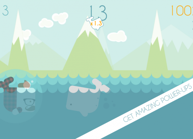 Speedy Whales screenshot 4